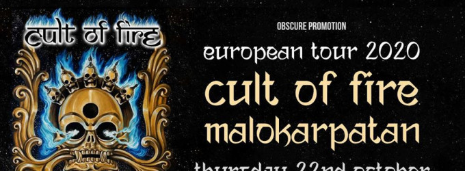Cult of Fire / Malokarpatan - Parma